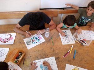 Disegno e pittura 5